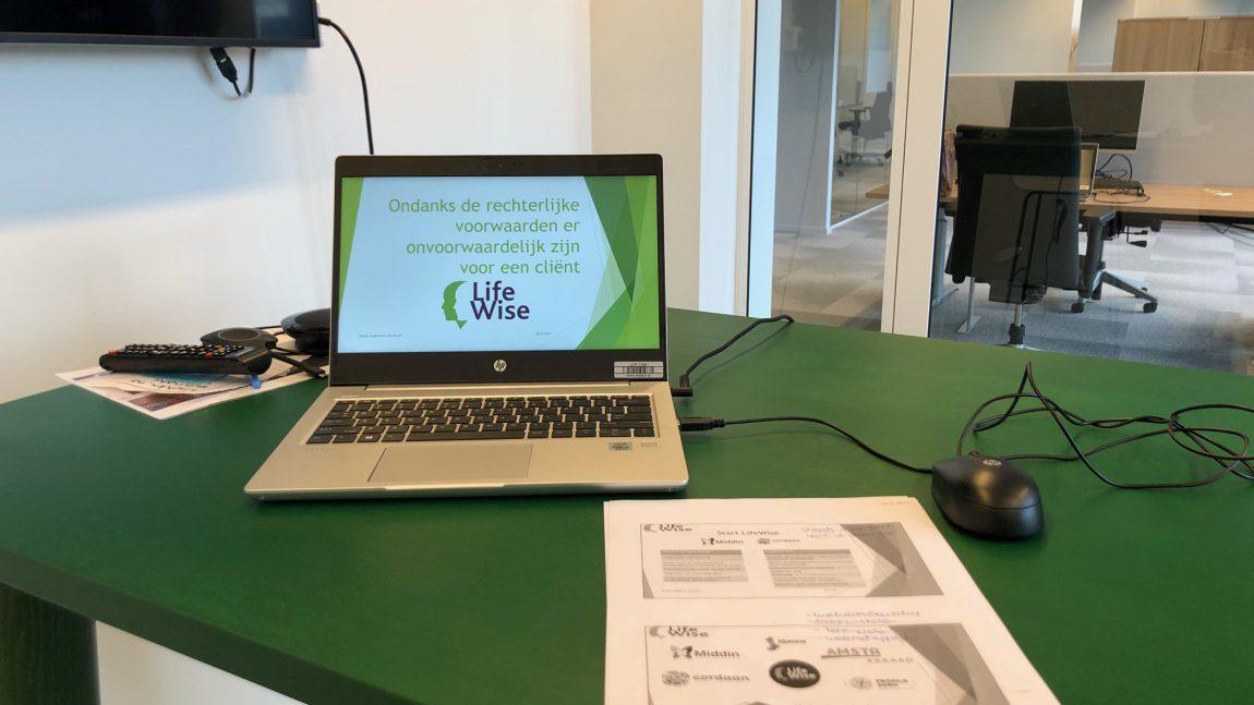 Geslaagde workshop over LifeWise op Festival Forensische Zorg